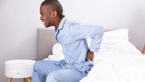 Lower Back Pain When Lying Flat On The Floor_