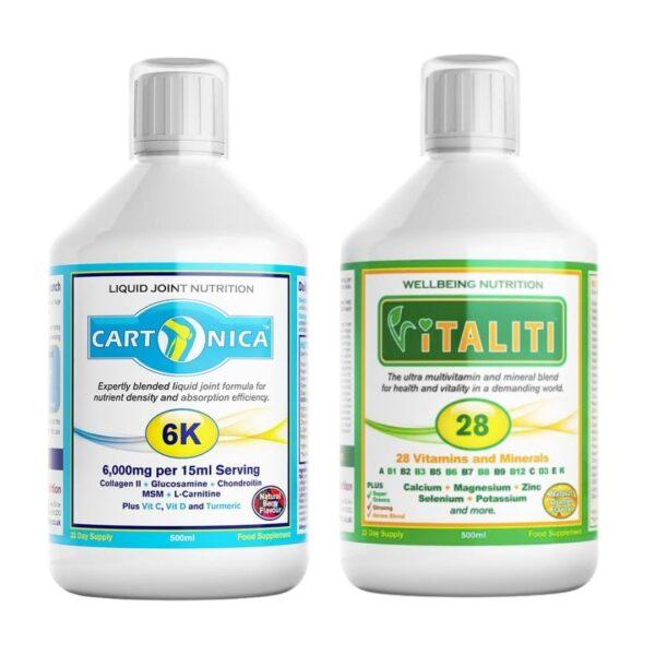 Vitality & Cartonica Bundle