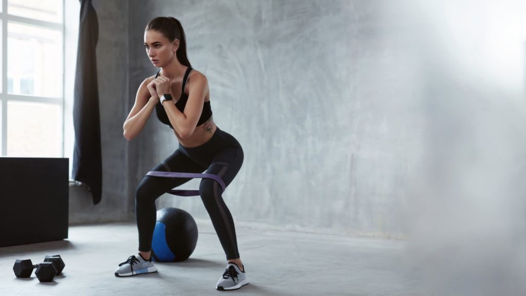 Squats For Back Pain - Are They Helpful Or Harmful?